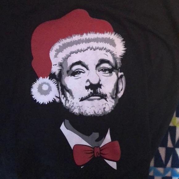 Bill Murray Christmas.Chive T Shirt Bill Murray Christmas Sz L